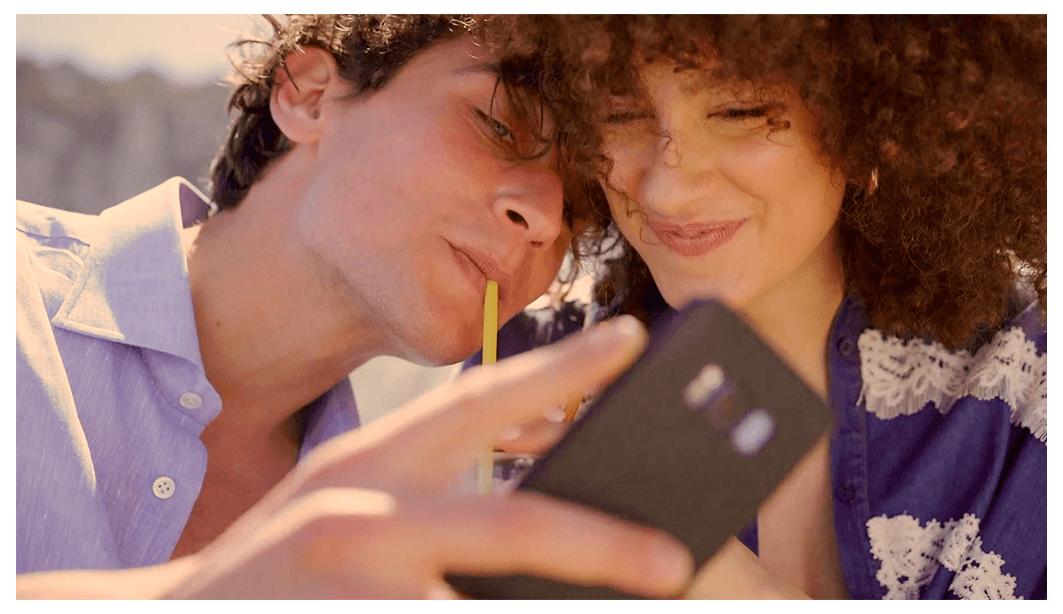 selfie amore